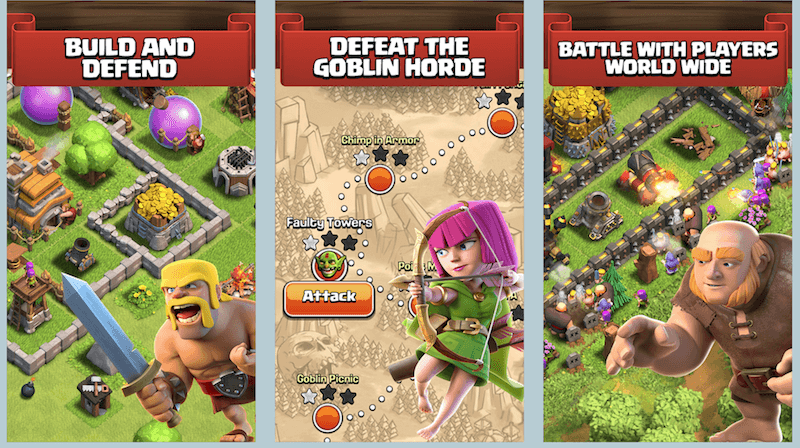 Clash of Clans MOD APK Download Free