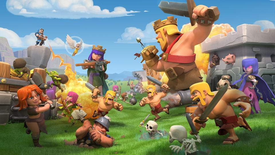 Clash of Clans Modded Game Download