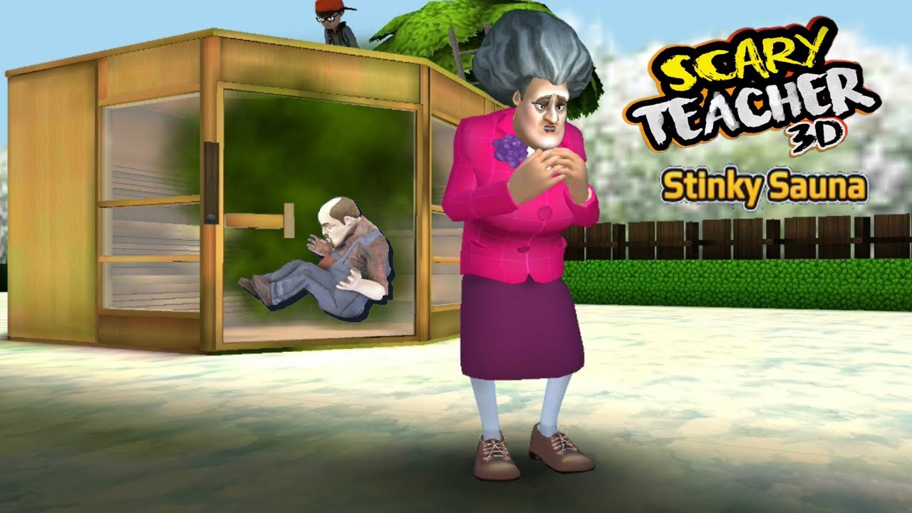 Scary Teacher 3D APK Download