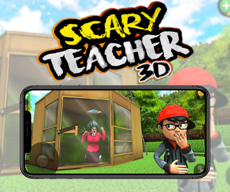 Scary Teacher 3D APK Free Download