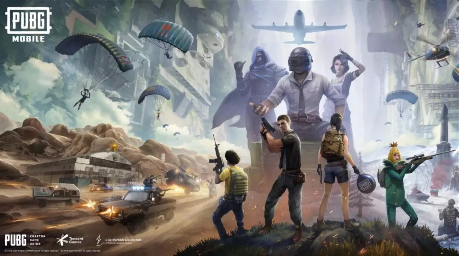 pubg Mobile APK Game Download