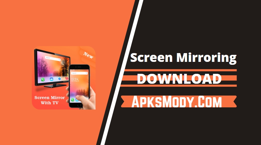 Screen Mirroring Apps For Android And IOS Download 2021