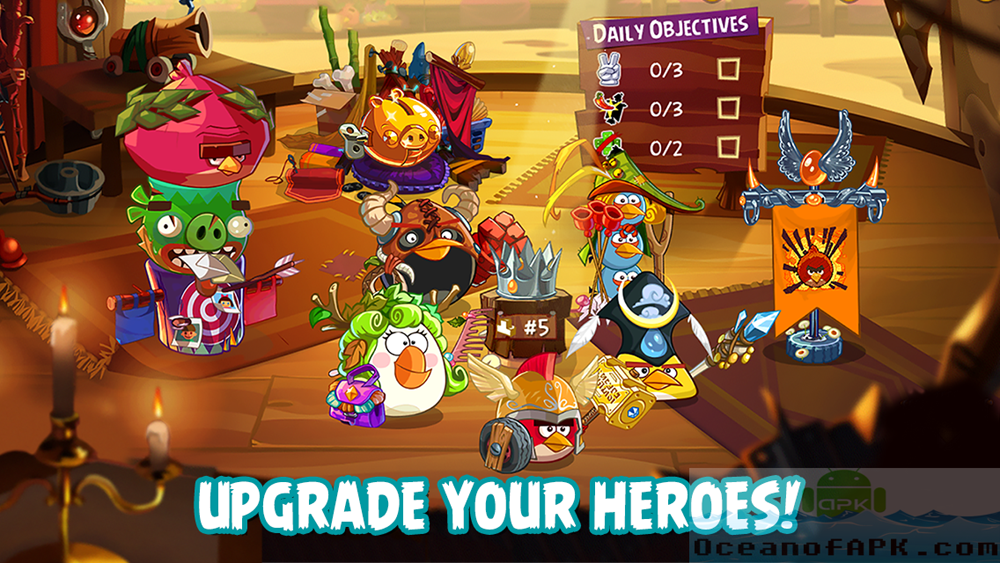 Angry Birds Epic RPG Mod APK