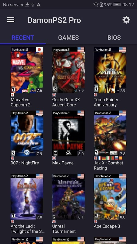 Damon PS2 Pro APK v3.3.2 Download (Paid for free) for Android 2021