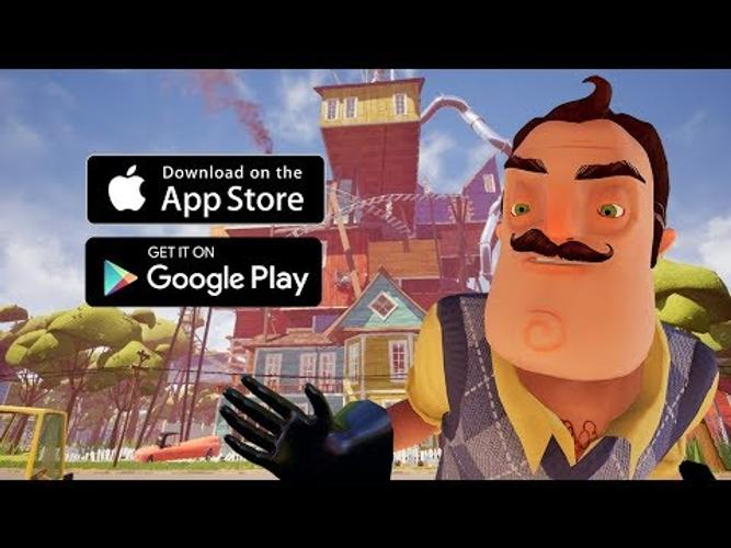 Hello Neighbor Apk v1.0 (MOD, Unlocked) For Android Download 2021
