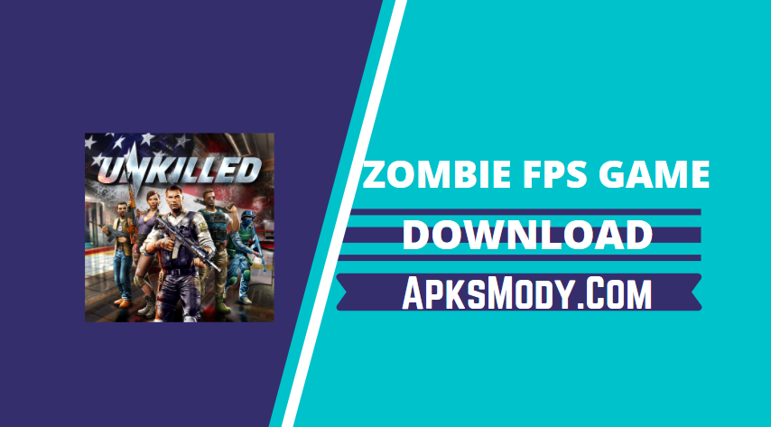 Zombie games FPS Mod APK v2.1.2 + OBB (Unlimited Ammo/Rockets) 2021