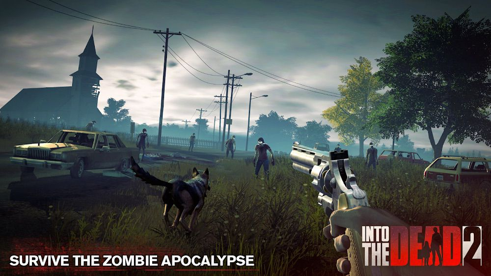Into The Dead 2 Mod APK v1.48.0 + OBB (Unlimited Money) Download 2021