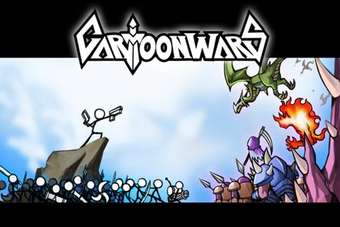Cartoon Wars MOD APK v1.1.7 (Infinite Coins) for Android Download